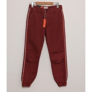🆕SUNDRY  Le Soleil Jogger Pants In Hibiscus  24